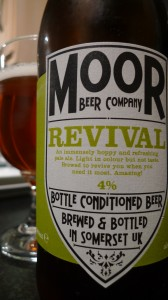 Moor Revival Beer Review