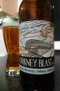 Orkney Blast from the Highland Brewing Company