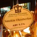 Crown Brewery – Smokin Oktoberfest (5.7%)