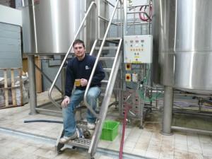 Dan from Abbeydale Brewery