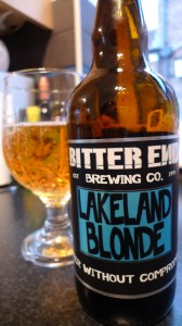Lakeland Blonde from Bitter End Brewing Co
