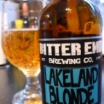 Bitter End Brewing Co – Lakeland Blonde (4.2%)