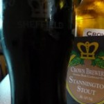 Crown Brewery Stannington Stout (5%)