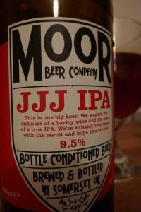 Moor JJJ IPA Beer review