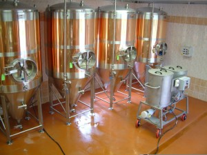 Brew your own beer at cropton brewery