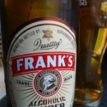 Frank's Alcoholic Ginger Beer (4%) Revisited