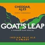 Beer Swap Beer 2: Cheddar Ales Goat's Leap (5.5%)