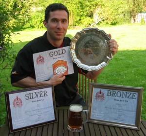 Justin from moor beer company speaks to beer reviews beer blog