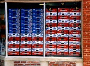 USA beer flag
