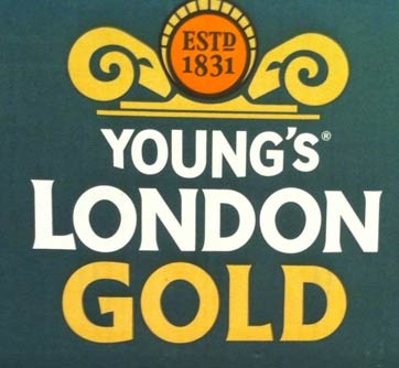 Young's London Gold Beer Review