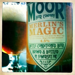 Merlin's Magic Beer Review on Beer Blog