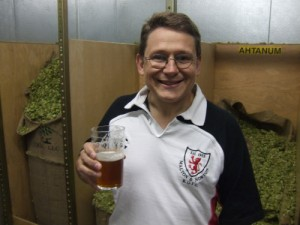 Andrew Whalley York brewery on beer reviews beer blog