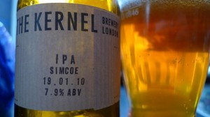 The Kernel Simcoe IPA on Beer Reviews Beer Blog
