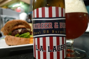 Mikkeller Burger & Bun L.A. Lager beer review on beer blog