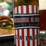Mikkeller Burger & Bun L.A. Lager (5%)
