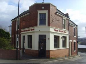Free trade Inn newcastle