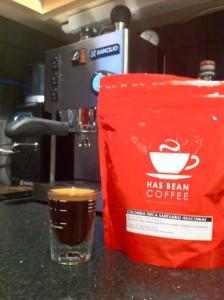 hasbean in my mug