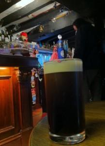 Thornstar beer from thornbridge and darkstar