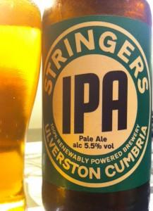 stringers ipa beer review
