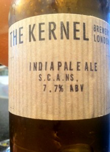 The Kernel India Pale Ale SCANS