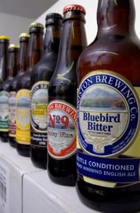 coniston bottled beer