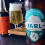 FABPOW – Fyne Ales Jarl, Wensleydale on toast and Hendersons Relish