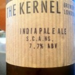 The Kernel India Pale Ale S.C.A.NS (7.7%)