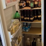 beer fridge