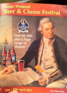 captain cook beer festival