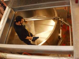 paul spencer ossett brewery