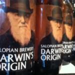 Darwin's Origin (Salopian Brewery 4.3%)