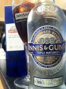 innis and gunn triple matured limited edition beer