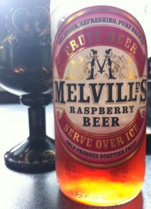 melvilles raspberry beer