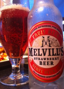 melvilles fruit beer