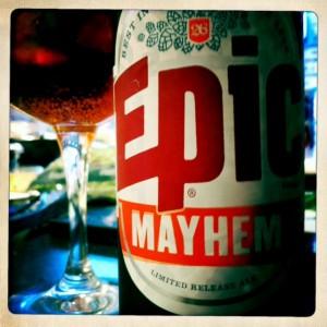 epic mayhem beer