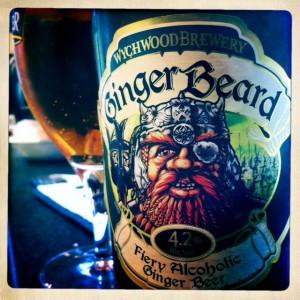 wychwood ginger beard
