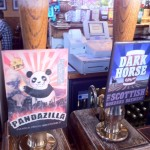 Pandazilla and Darkhorse