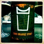 Bristol Beer Factory Choc Orange Stout