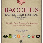 Bacchus Easter Sunday Beer Festival
