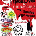 Tiny Rebel tap take over @ Bacchus, Newcastle, 26th August 2012