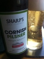 Sharp's Cornish Pilsner
