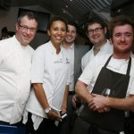 Alyn, Celina, Ian, me and jack at Sharps Connoisseur Cook off