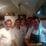 the gang at Sharps Connoisseur Cook off
