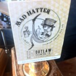 When a beer hits the spot… Roosters Outlaw – Mad Hatter (6.2%)